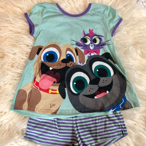 Puppy Dog Pals pjs – girls 9/10 - Disney